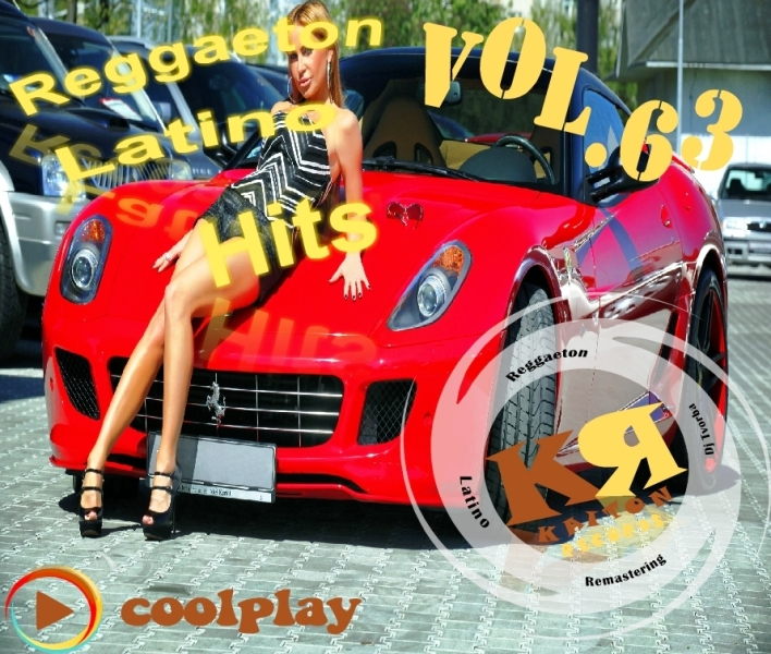 Reggaeton Latino Hits Vol.63 ( September -2020 )