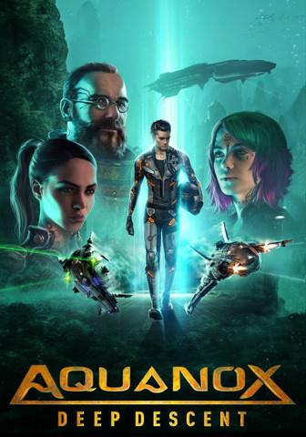 Aquanox Deep Descent (2020)