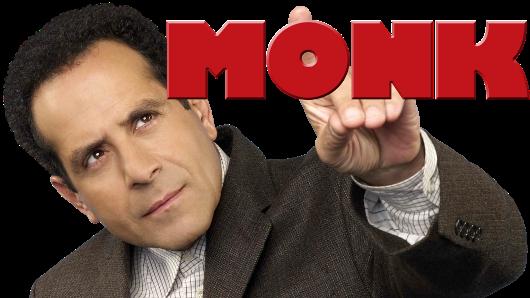 Můj přítel Monk / Monk / CZ