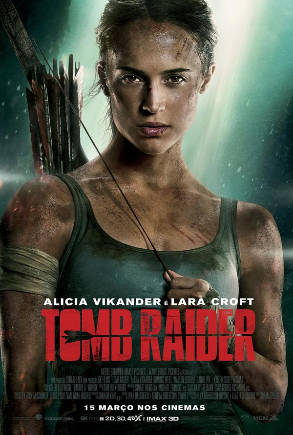Re: Tomb Raider (2018)