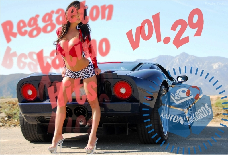 Reggaeton Latino Hits Vol.29 ( November/2017 )