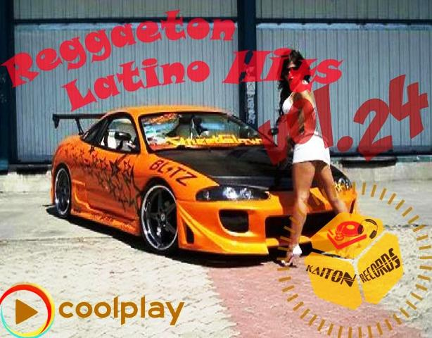 Reggaeton Latino Hits Vol.24-28 (2017)