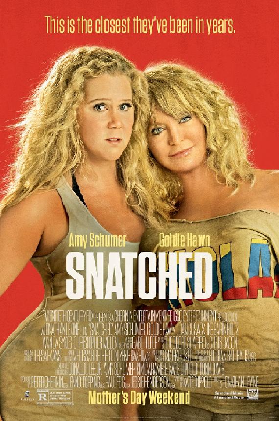 Dámská jízda / Snatched (2017)