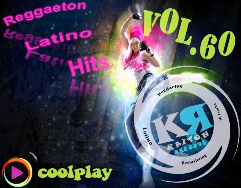 Reggaeton Latino Hits Vol.60 ( June -2020 )