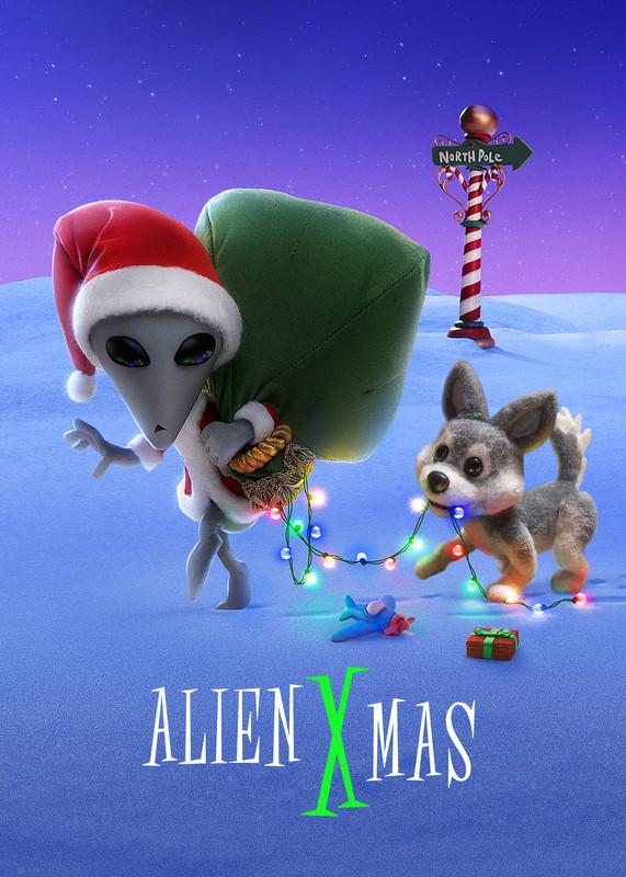Vánoce z jiného světa / Alien Xmas (2020)