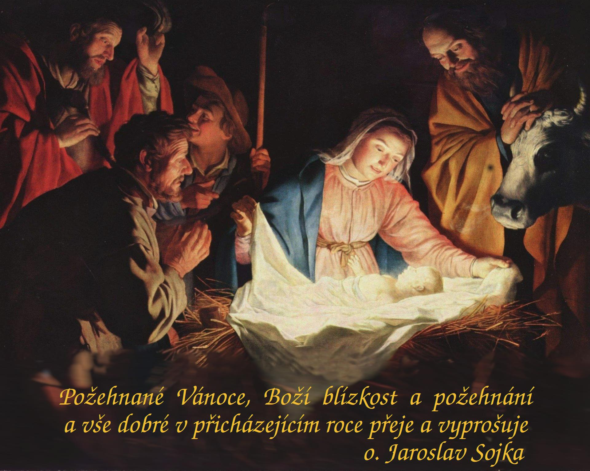 Požehnané Vánoce