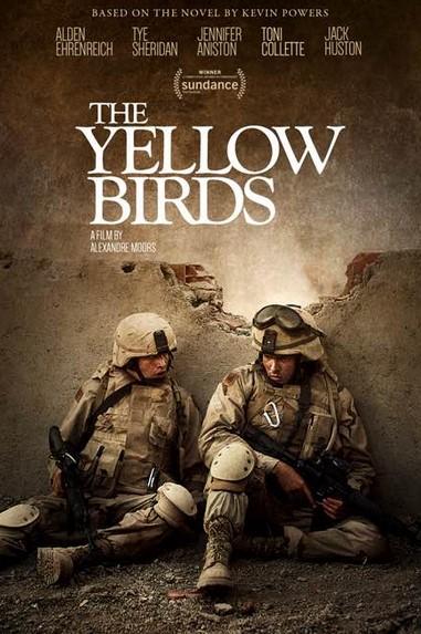 Žlutí ptáci / The Yellow Birds (2017)