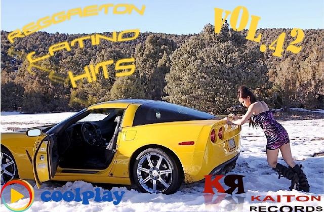 Reggaeton Latino Hits Vol.42 ( December-2018 )